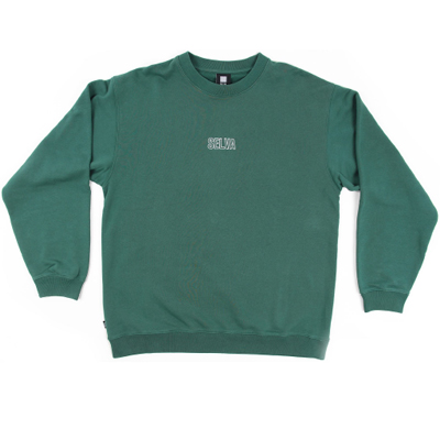 SELVA Sweater TENNIS CUP green