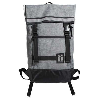 MR. SERIOUS Rucksack TO GO heather grey