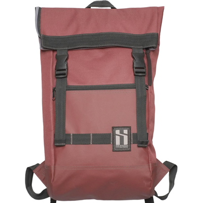 MR. SERIOUS Rucksack TO GO maroon