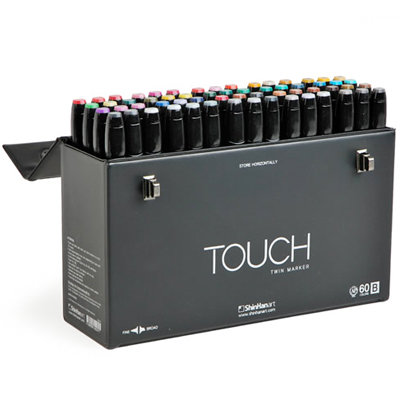 TOUCH TWIN MARKER 60er Set B