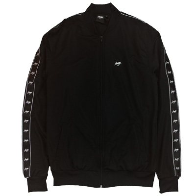 WRUNG Track Jacket PLAYOFF black