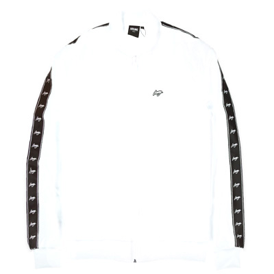 WRUNG Track Jacket PLAYOFF white