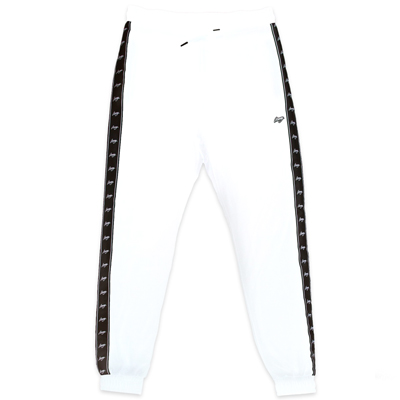 WRUNG Track Pants ALLSTARS white