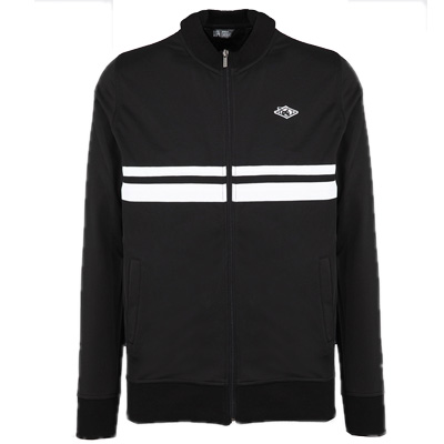 UNFAIR ATHLETICS Track Jacket HASH black/white