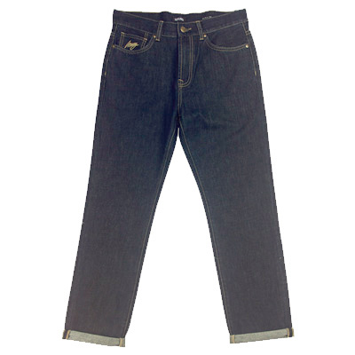 WRUNG Jeans TRADITION raw indigo