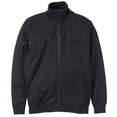 CLEPTOMANICX Trackjacket TRAINER black