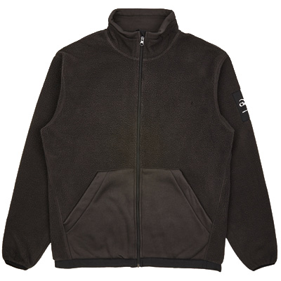 CLEPTOMANICX Trainer Jacket SAMSON phantom black