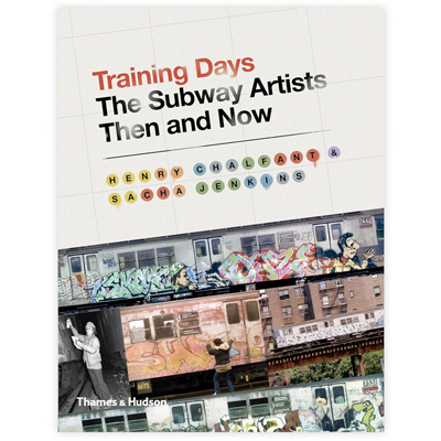 training days buch the subway artists now and then layup online shop graffiti b cher. Black Bedroom Furniture Sets. Home Design Ideas