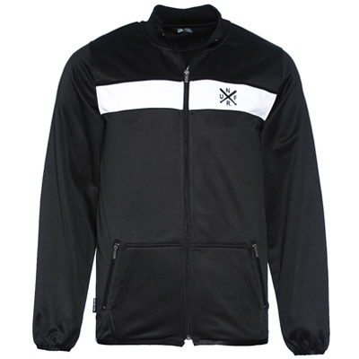 UNFAIR ATHLETICS Trainerjacke DMWU XTD black/white