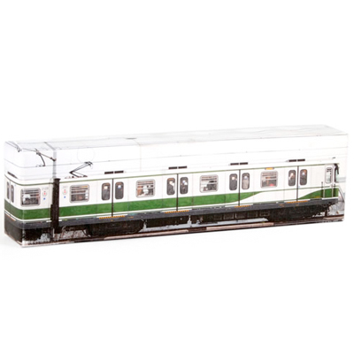 TRAININK Train Canvas MILANO Green Line 01