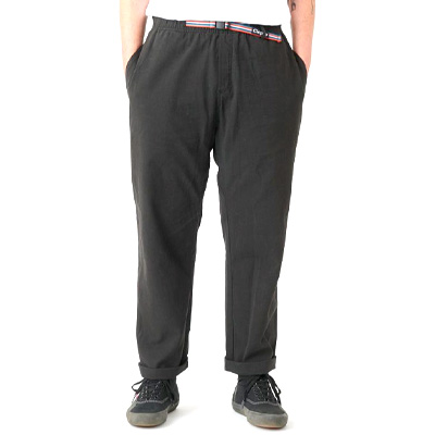 CLEPTOMANICX Pants TRANSIT TEAM black