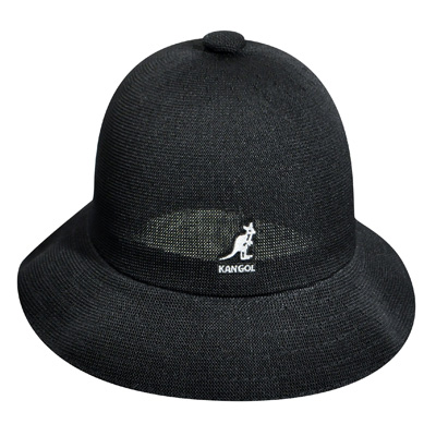 KANGOL Bucket Hat TROPIC CASUAL black