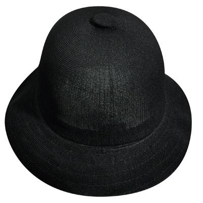 cd28e508e9d760 Kangol Headwear - KANGOL Bucket Hat TROPIC CASUAL black - Bucket ...