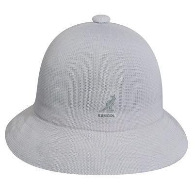 KANGOL Bucket Hat TROPIC CASUAL white