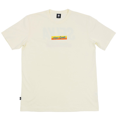 SELVA T-Shirt TROPIC SPORTS creme