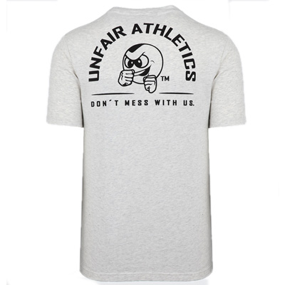 UNFAIR ATHLETICS T-Shirt PUNCHINGBALL HYBRID offwhite