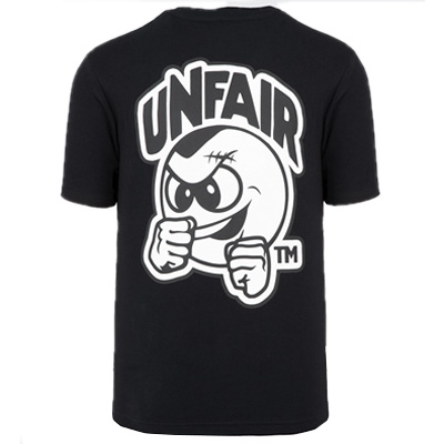 UNFAIR ATHLETICS T-Shirt PUNCHINGBALL black