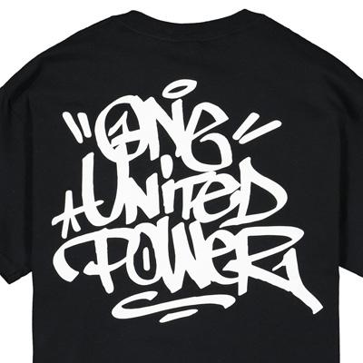 d45b9de80 1UP T-Shirt UNITED black