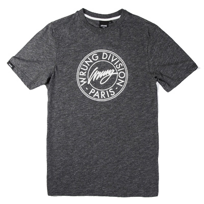 WRUNG T-Shirt CYPHER heather black