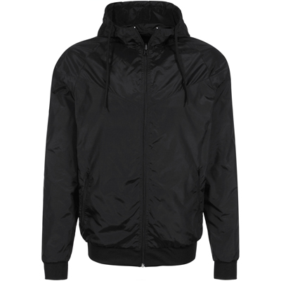 STYLEFILE Reversible Windbreaker TWISTER black