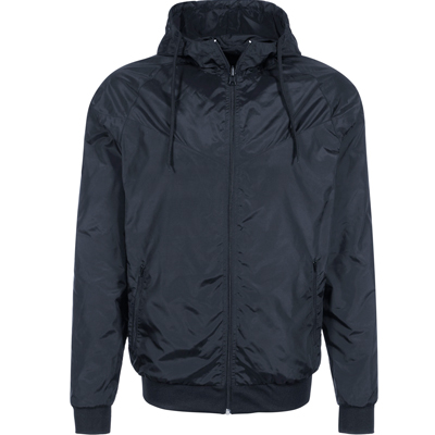 STYLEFILE Reversible Windbreaker TWISTER navy