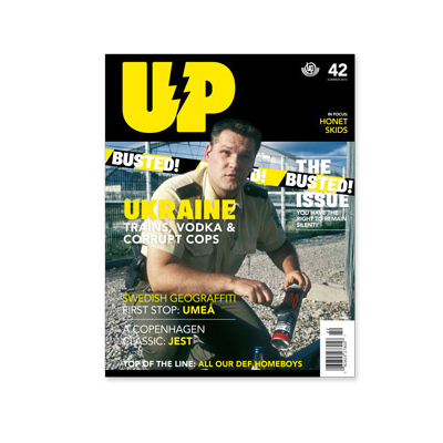 UNDERGROUND PRODUCTIONS Magazine 42 Sweden