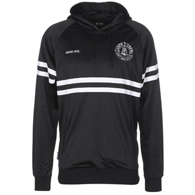 UNFAIR ATHLETICS Track Hoody DMWU black/white