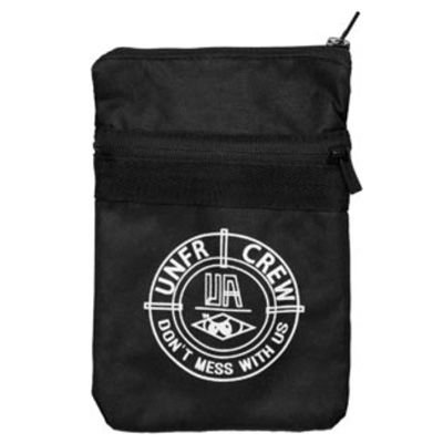 UNFAIR ATHLETICS Shoulder Bag PUSHER II black