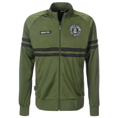 UNFAIR ATHLETICS Trainerjacke DMWU olive/black