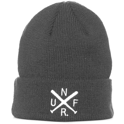 UNFAIR ATHLETICS Beanie UNFR heather black
