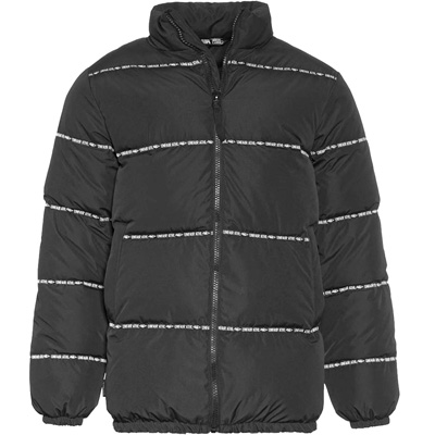 UNFAIR ATHLETICS Winter Jacket ATHL DOWN black