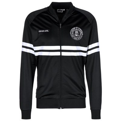 UNFAIR ATHLETICS Track Jacket DMWU black/white