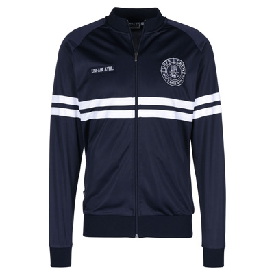 UNFAIR ATHLETICS Trainerjacke DMWU navy/white