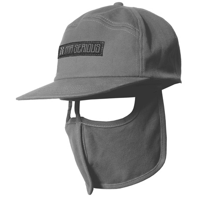 MR. SERIOUS Cap UNKNOWN grey