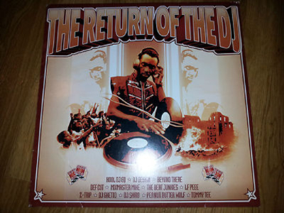 Various Artists - The Return Of The Dj-Allstar Album - 2xLP