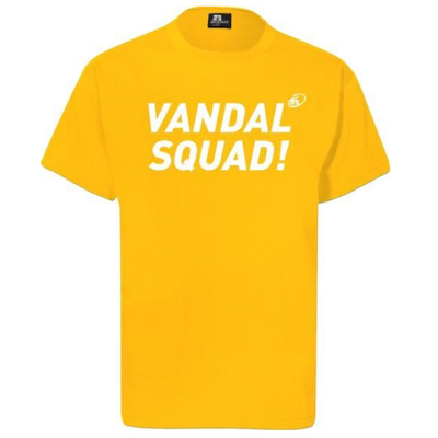 EIGHT MILES HIGH T-Shirt VANDAL SQUAD sunshine