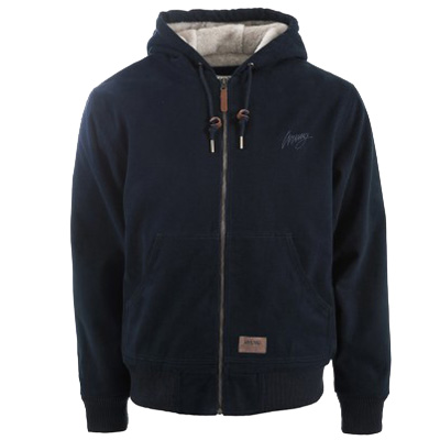 WRUNG Winter Jacke RUGGED navy