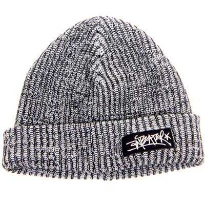 ANTEATER Beanie FISHERMAN heather grey