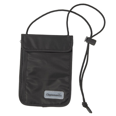 CLEPTOMANICX Bag NECK POUCH black