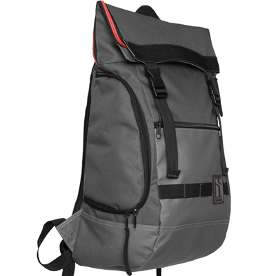 MR. SERIOUS Rucksack WANDERER black