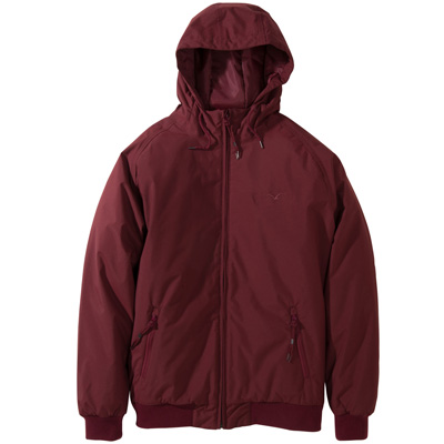 CLEPTOMANICX Winter Jacke SIMPLIST tawny port