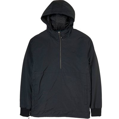 CLEPTOMANICX Winter Jacket CITYHHHOODED black