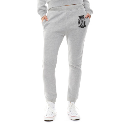 REBEL8 Girl Sweatpants NIGHT WATCH heather grey