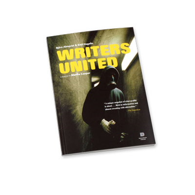 WRITERS UNITED - The Story about WUFC Book