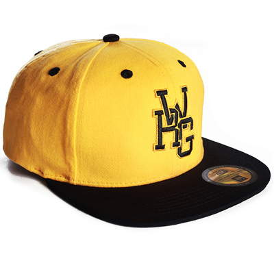 WRUNG Snap Back Cap WRG yellow/black