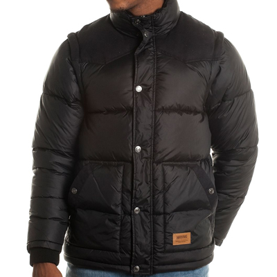 WRUNG Jacke HOLLIS black