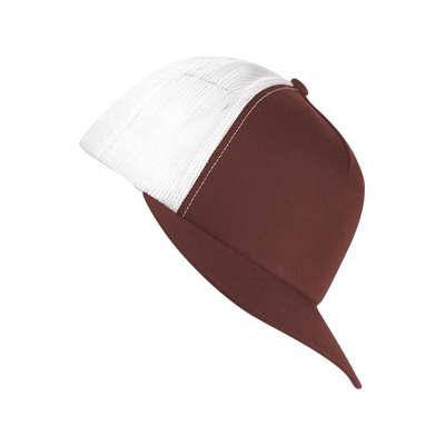YUPOONG Classic Trucker Cap brown/white