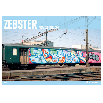 OTR Book ZEBSTER aka Zeb.Roc.Ski